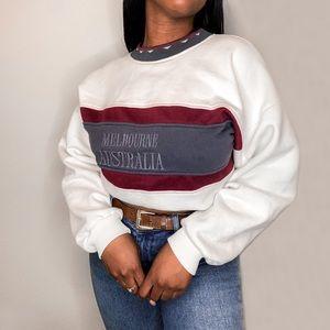 Melbourne Australia Crewneck sweater